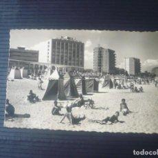 Postales: GIJON-LA PLAYA. Lote 194209003
