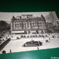 Postales: ANTIGUA POSTAL DE OVIEDO. PLAZA DEL GENERALÍSIMO. AÑOS 60. Lote 194221705
