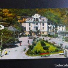 Postales: LUARCA ASTURIAS PLAZA DE ALFONSO X. Lote 194227403