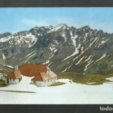 Postales: POSTAL CIRCULADA - PICOS DE EUROPA - CHALE REAL EN ALIVA - EDITA GIF. Lote 194274060