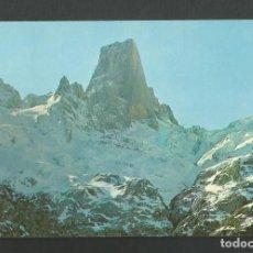 Postales: POSTAL CIRCULADA - PICOS DE EUROPA 146 - NARANJO DE BULNES - EDITA BUSTAMANTE. Lote 194274258