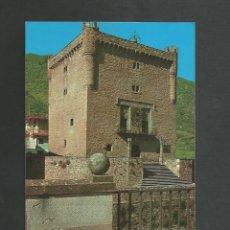 Postales: POSTAL SIN CIRCULAR - PICOS DE EUROPA 129 - POTES - TORRE DEL DUQUE DEL INFANTADO - EDITA BUSTAMANTE. Lote 194274381