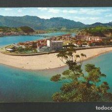 Postales: POSTAL CIRCULADA - RIBADESELLA 6 - VISTA PARCIAL - ASTURIAS - EDITA ALARDE. Lote 194274471
