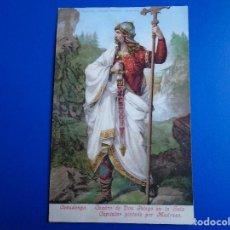 Postales: COVADONGA CUADRO DE D,PELAYO EN LA SALA CAPITULAR EDIT. PURGER & CO. DE MUNICH Nº 3740 NO CIRCULADA. Lote 194500752