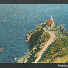 Postales: POSTAL SIN CIRCULAR - CUDILLERO 1 - EL FARO - ASTURIAS - EDITA GARCIA GARRABELLA. Lote 194699363