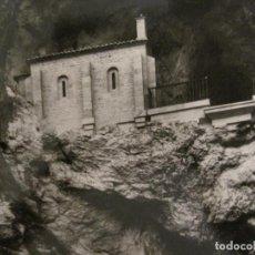 Postales: COVADONGA-LA SANTA CUEVA-ROISIN-8-FOTOGRAFICA-POSTAL ANTIGUA-(67.890). Lote 194727312