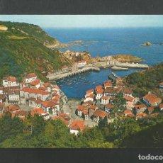 Postales: POSTAL SIN CIRCULAR - CUDILLERO 2 - VISTA PARCIAL - EDITA GARCIA GARRABELLA. Lote 194763942