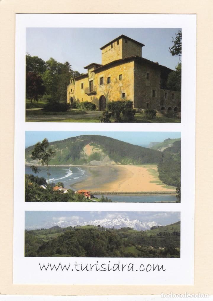 POSTAL COMARCA DE LA SIDRA. TURISIDRA (Postales - España - Asturias Moderna (desde 1.940))