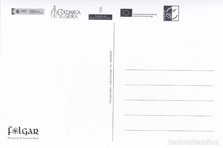 Postales: POSTAL COMARCA DE LA SIDRA. TURISIDRA - Foto 2 - 194903422