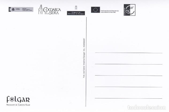 Postales: POSTAL COMARCA DE LA SIDRA. TURISIDRA - Foto 2 - 194903497