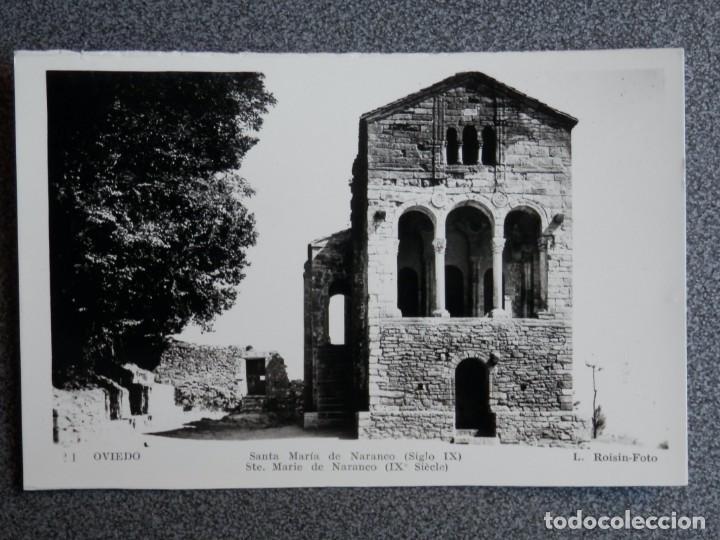 Postales: OVIEDO LOTE DE 9 POSTALES FOTOGRÁFICAS ANTIGUAS - Foto 9 - 194947587