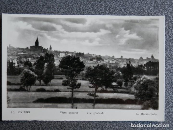 Postales: OVIEDO LOTE DE 9 POSTALES FOTOGRÁFICAS ANTIGUAS - Foto 11 - 194947587