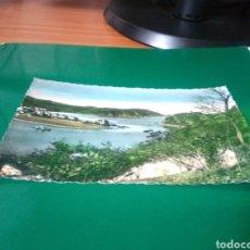 Postales: ANTIGUA POSTAL DE RIBADESELLA (ASTURIAS) . AÑOS 50. Lote 195015053
