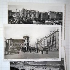 Postales: SANTANDER, 3 POSTALES FOTOGRÁFICAS. SIN CIRCULAR. EDICIONES ARRIBAS. Lote 195052650