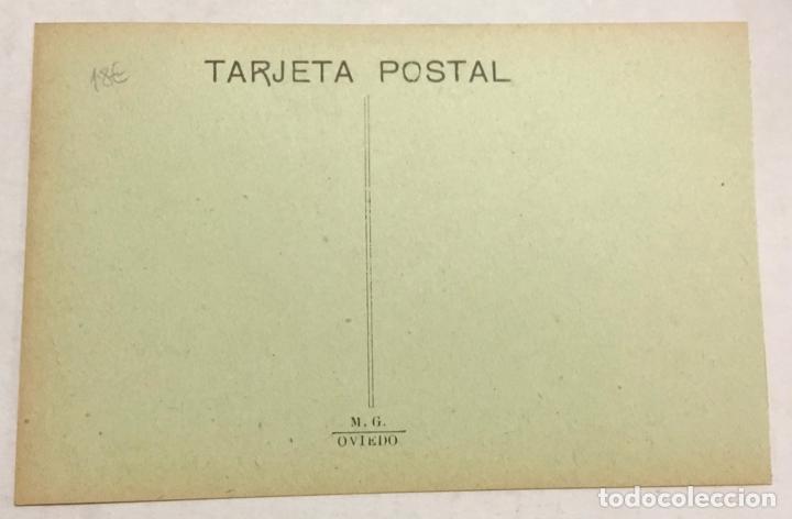 Postales: OVIEDO. CÁRCEL MODELO. (ED. M.G., OVIEDO) - Foto 2 - 7079482
