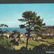 Postales: POSTAL CIRCULDA - LUANCO 133 - ASTURIAS - VISTA GENERAL - EDITA ALCE. Lote 195170935