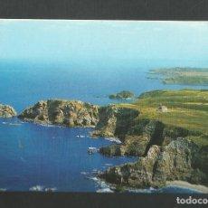 Postales: POSTAL CIRCULADA - CABO PEÑAS 517 - ASTURIAS - EDITA ALARDE. Lote 195171000