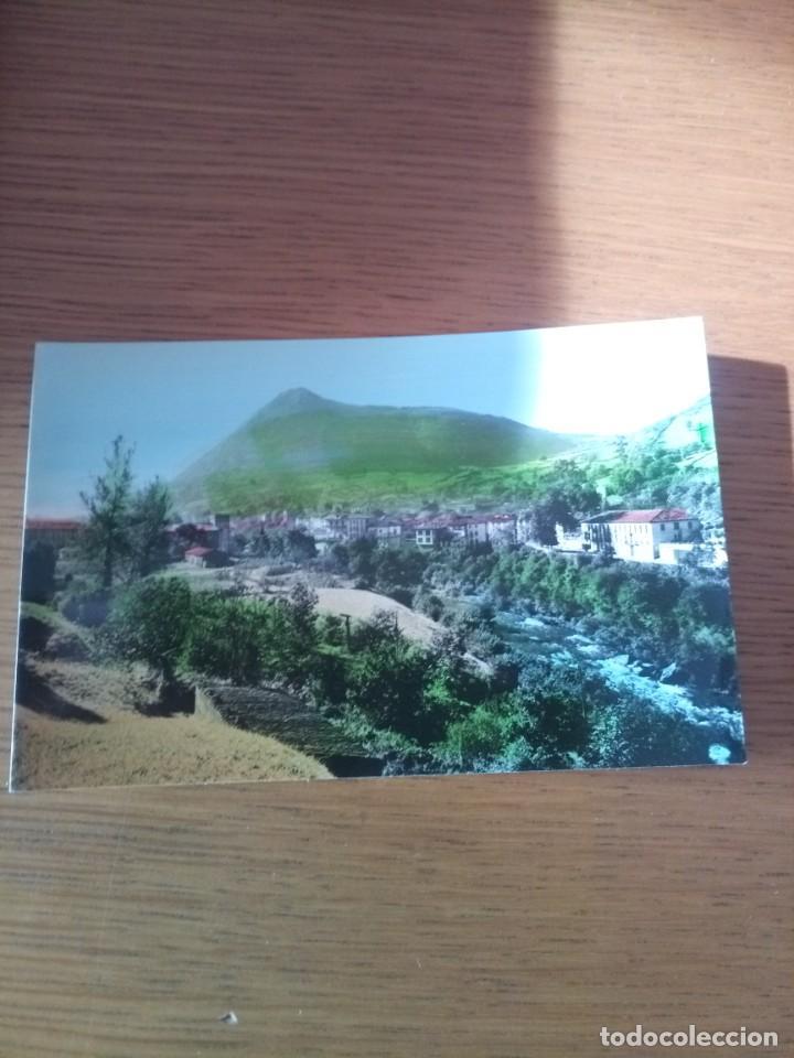 POSTAL PUENTE VIESGO (Postales - España - Asturias Antigua (hasta 1.939))