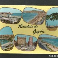 Postales: POSTAL CIRCULADA - GIJON 10 - EDITA ALARDE. Lote 195327555