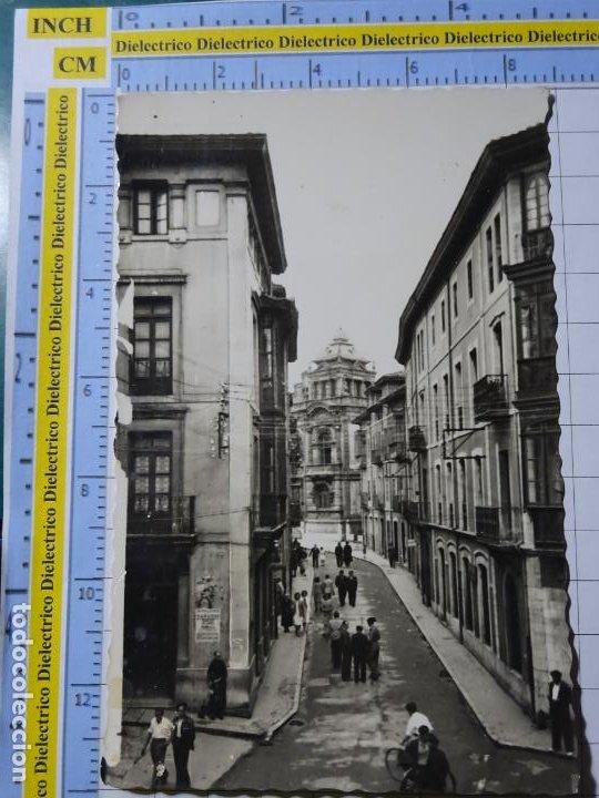 POSTAL DE ASTURIAS. AÑOS 30 50. LLANES CALLE DEL CASTILLO 2 ARRIBAS. 128 (Postales - España - Asturias Antigua (hasta 1.939))