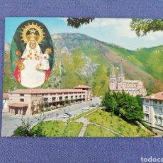 Postales: COVADONGA. ASTURIAS. Lote 195392528