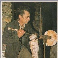 Postales: ASTURIAS.- TORNEIRU DEL VALLEDOR. CONCEYU ALLANDE. Lote 195485966