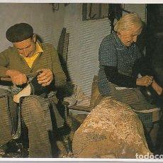 Postales: ASTURIAS.- MADREÑEROS TARNINOS. CONCEYU CASU. Lote 195486331