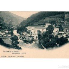 Postales: ASTURIAS.- CONVENTO DE CORIAS.(CONCEJO DE CANGAS). SERIE B. Nº9. FOT VILLEGAS.. Lote 196233238