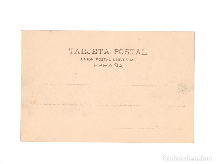 Postales: ASTURIAS.- CONVENTO DE CORIAS.(CONCEJO DE CANGAS). SERIE B. Nº9. FOT VILLEGAS. - Foto 2 - 196233238