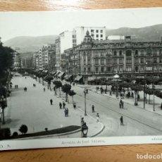 Cartoline: OVIEDO NO.8 AVENIDA DE JOSÉ ANTONIO. EDITA: EDICIONES ARRIBAS. Lote 196382370