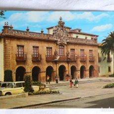 Cartes Postales: Nº 23.-OVIEDO HOTEL DE LA RECONQUISTA EDICIONES ALARDE SIN CIRCULAR SEAT 1430 RENAULT 8. Lote 198834533