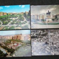 Postales: LOGROÑO, LOTE DE 4 POSTALES. Lote 199514686