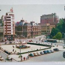 Cartes Postales: OVIEDO - PLAZA DEL GENERALÍSIMO - A1. Lote 200250693
