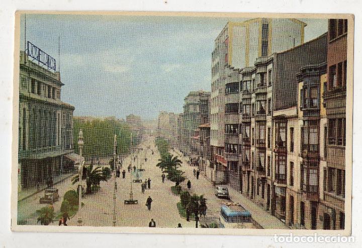 GIJÓN. PASEO DE BEGOÑA. (Postales - España - Asturias Moderna (desde 1.940))