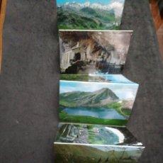 Postales: COVADONGA, LIBRITO DE POSTALES. Lote 202714325