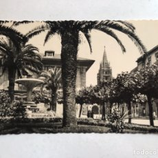 Cartes Postales: OVIEDO. POSTAL NO. 33, PLAZA DE PORLIER, EDITA: ED. ARRIBAS (A.1957) CIRCULADA.... Lote 203340697