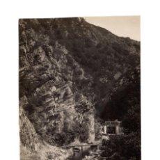 Postales: LUARCA.(ASTURIAS).- POSTAL FOTOGRÁFICA. 1923. Lote 204707427