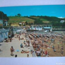 Postales: POSTAL 6 LUANCO ASTURIAS PLAYA ED ARRIBAS. Lote 205329446
