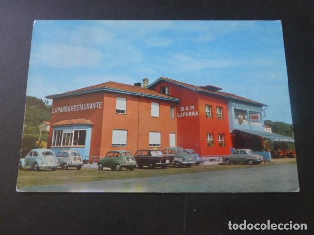 LA FRANCA ASTURIAS RESTAURANTE LA PARRA (Postales - España - Asturias Moderna (desde 1.940))