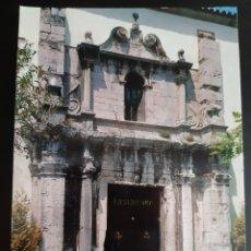 Postales: POSTAL DE LLANES. ASTURIAS. HOTEL DON PACO. FACHADA DEL RESTAURANTE. SIGLO XVII.. Lote 205841780