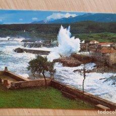 Postales: TARJETA POSTAL - ASTURIAS LLANES - ENTRADA AL PUERTO 139 - PEPE. Lote 206121621