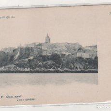 Postales: COLECCIÓN RIO EO SERIE A NUM 7 CASTROPOL. VISTA GENERAL. FOT LACOSTE. REVERSO DIVIDIDO. SIN CIRCULA. Lote 207007692