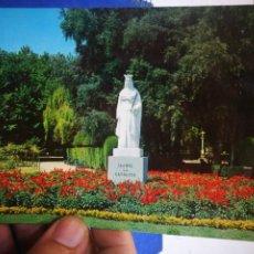 Postales: POSTAL GIJON PARQUE ISABEL LA CATÓLICA N 5312 BEASCOA S/C. Lote 207029428