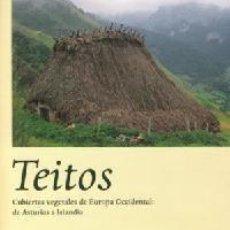 Cartes Postales: TEITOS. CUBIERTAS VEGETALES DE EUROPA OCCIDENTAL: DE ASTURIAS A ISLANDIA. PREMIO DE INVESTIGACION 'E. Lote 207064161
