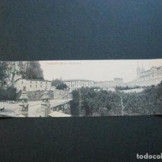Postales: COVADONGA-VISTA PANORAMICA-POSTAL DOBLE ANTIGUA-THOMAS-VER FOTOS-(V-20.541). Lote 207823386