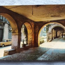 Postales: AVILÉS. SOPORTALES DE GALIANA.. Lote 208925213