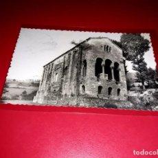 """Postales: POSTAL OVIEDO """" SANTA MARIA DEL NARANCO"""" ESCRITA Y SELLADA 1949. Lote 209274205"""