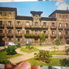 Postales: POSTAL AVILÉS PALACIO DE CAMPOSAGRADO N 13 GARCIA GARRABELLA ESCRITA. Lote 209780947
