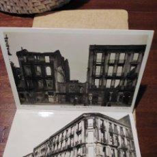 Postales: 30 TARJETAS POSTALES TIPO FOTO REAL REVOLUCIÓN ANARQUISTA DE OCTUBRE DE 1934 ASTURIAS. Lote 209887415