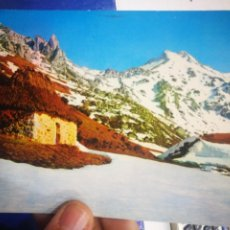Postales: POSTAL ASTURIAS PAISAJE EN SOMIEDO N 42 ZUAZUA 1967 ESCRITA. Lote 210413803